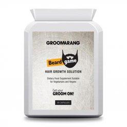 Accélérateur de pousse pour la barbe Groomarang comprimés