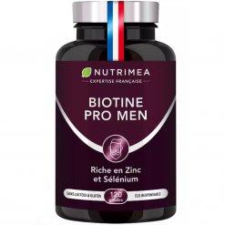 Accélérateur de pousse pour la barbe Nutri Beard 90 Gélules