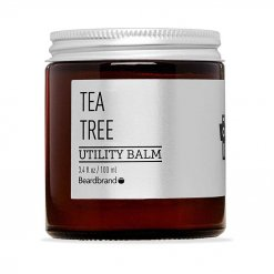 Baume barbe Beardbrand Tea Tree Nourrissant Utility