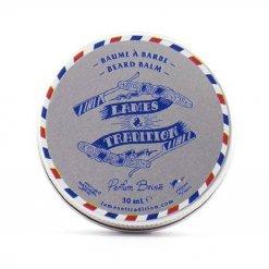 Baume barbe Lames & Tradition parfum boisé