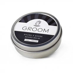 Baume barbe Les Industries Groom Tabac