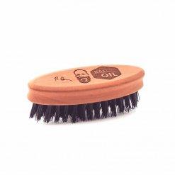 Brosse a barbe Beyer's Oil de poche