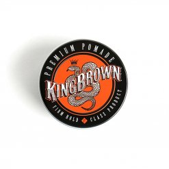 Cire cheveux King Brown Pomade Premium
