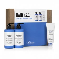 Coffret cheveux homme Baxter Of California