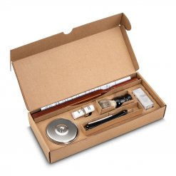 Coffret rasage coupe choux complet Thiers Issard