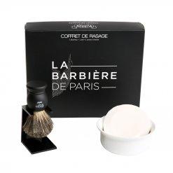 Coffret rasage homme La Barbière de Paris