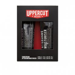 Coffret rasage homme Uppercut Deluxe Duo