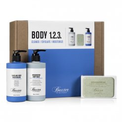 Coffret soin du corps homme Baxter Of California