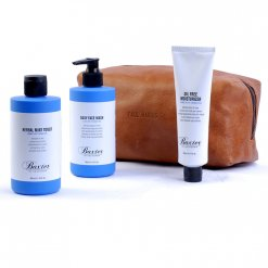 Coffret soin visage homme Baxter Of California trousse toilette Paul Marius