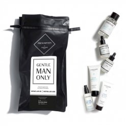 Coffret soin visage homme Codage Gentleman Only formats voyage
