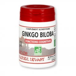 Complement alimentaire Ginkgo Biloba