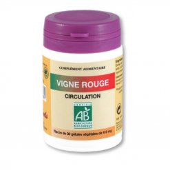 Complement alimentaire Vigne rouge