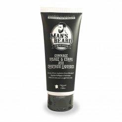 Gommage visage et corps Man's Beard