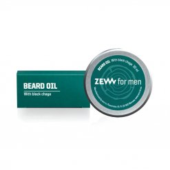 Huile à barbe solide Zew For Men