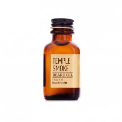 Huile barbe Beardbrand Temple Smoke