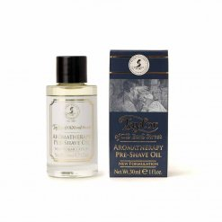 Huile de pré rasage Taylor of Old Bond Street Aromathérapy