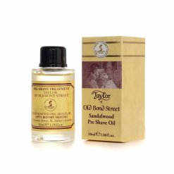Huile de pré rasage Taylor of Old Bond Street Sandalwood