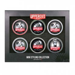Kit coiffure homme Uppercut Deluxe 6 cires Master