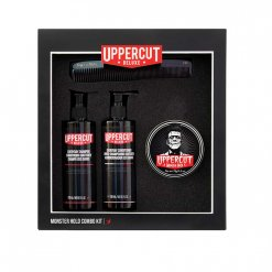Kit coiffure homme Uppercut Deluxe Monster Hold