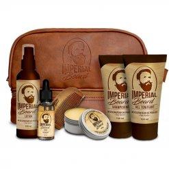 Kit entretien barbe accélérateur de pousse Imperial Beard