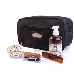 Kit entretien barbe simplicité 6 produits essentiels