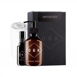 Kit entretien barbe soin confort OAK