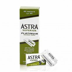 Lame de rasoir Astra Superior Platinium x100