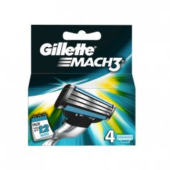 Lame de rasoir Gillette Mach 3