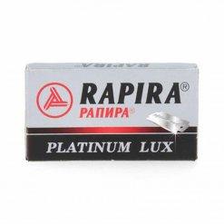 Lames de rasoir Rapira Platinium Lux par 5