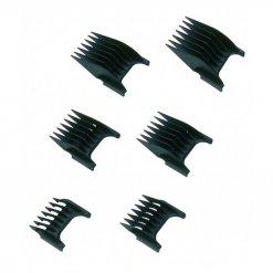 Lot 6 Sabots 3 à 25 mm pour tondeuse Moser