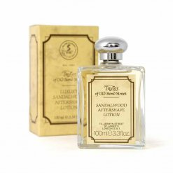 Lotion après rasage Taylor of Old Bond Street Sandalwood
