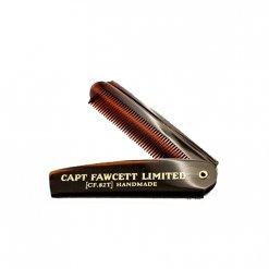 Peigne à barbe pliable Captain Fawcett