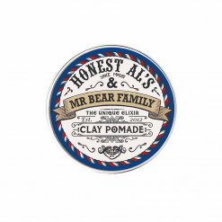 Pommade cheveux Mr Bear Family Honest Al Clay Pomade