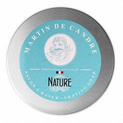 Savon à barbe Martin de Candre Nature
