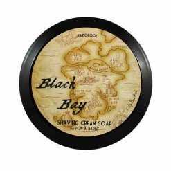 Savon à barbe Razorock Black Bay