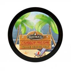 Savon à barbe Razorock Caribbean Holiday