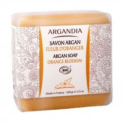 Savon Argandia Fleur d'oranger