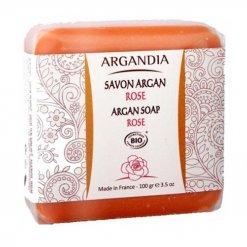 Savon Argandia Rose