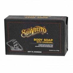 Savon solide Suavecito Body Soap Original with Charcoal