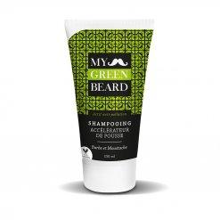 Shampoing à barbe accélérateur de pousse My Green Beard