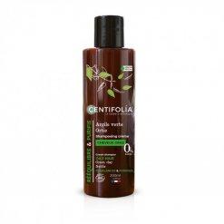 Shampoing cheveux gras homme Centifolia Argile