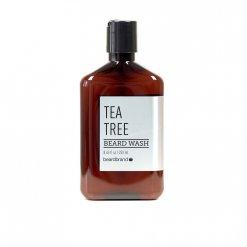 Shampoing pour barbe Beardbrand Tea Tree