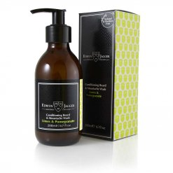 Shampoing pour barbe Edwin Jagger jaune