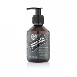 Shampoing pour barbe Proraso Cypres Vetyver
