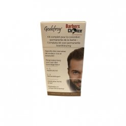 Teinture Barbe Godefroy Barbers Choice Châtain clair