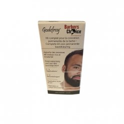 Teinture Barbe Godefroy Barbers Choice Châtain Noir naturel