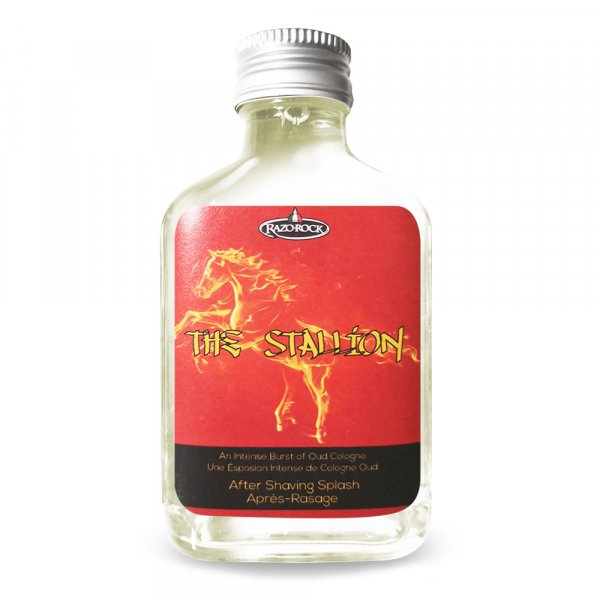 After shave Razorock Stallion
