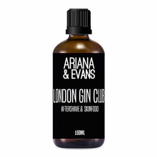 Après rasage Ariana & Evans London Gin Club