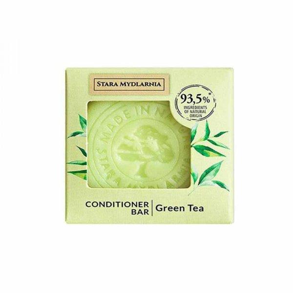 Après shampoing solide Bodymania Green Tea