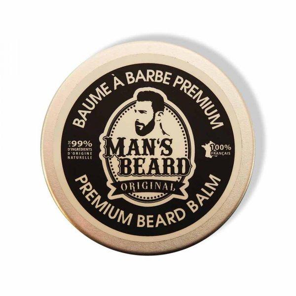 Baume à barbe premium Man's beard